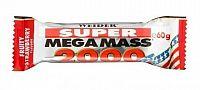 Weider, SUPER Mega Mass 2000, 60 g, Jahoda