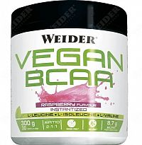 Weider Vegan BCAA, 300 g, malina