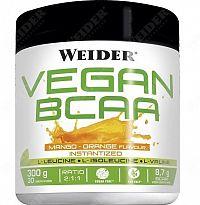 Weider Vegan BCAA, 300 g, mango-pomeranč