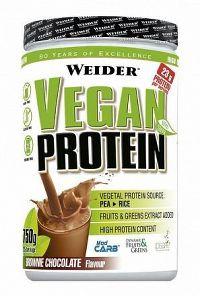 Weider, Vegan Protein, 750g, Mix ovocných bobulí