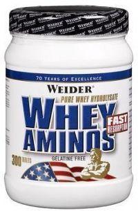 Weider, Whey Aminos, 300 tablet