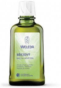 WELEDA Březový olej na celulitidu 100ml