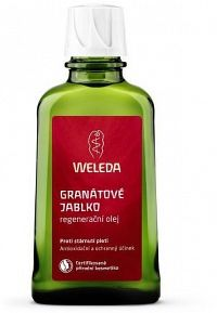 WELEDA Granátové jablko Regenerační olej 100ml