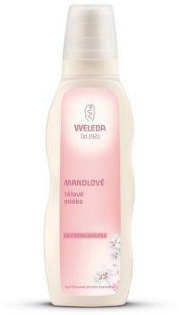 WELEDA Mandlové těl.mléko na citl.pokožku 20ml