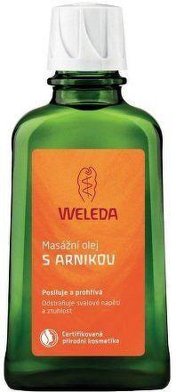WELEDA Masážní olej s arnikou 100ml