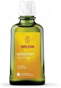 WELEDA Měsíčkový masážní olej 100ml