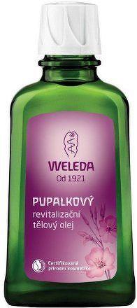 WELEDA Pupalkový revitalizační tělový olej 100ml