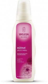 WELEDA Růžové pěsticí tělové mléko 200ml