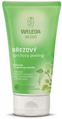 WELEDA sprchový peeling Březový 150ml