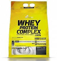 Whey Protein Complex 100%, 2270 g, Olimp, Slaný karamel