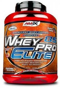 WheyPro Elite 85% 2300g chocolate
