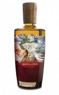 White Elephant Srdce a cévy 500ml