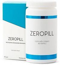 Zeropill pro podporu odvodnění organismu, 20 denní kúra, 80 kapslí