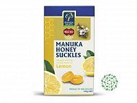 Manuka Health Manuka citrónové bonbony MGO™ 400+ 100g