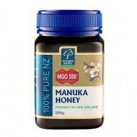 Manuka Health med MGO 550+ 500g