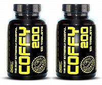 1 + 1 Zdarma: Coffy 200 od Best Nutrition 100 kaps. + 100 kaps.