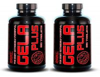 1 + 1 Zdarma: Gela Plus od Best Nutrition 250 tbl. + 250 tbl.
