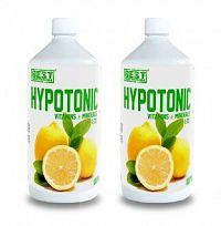1 + 1 Zdarma: Hypotonic Sport Drink od Best Nutrition 1000ml+1000ml Jahoda