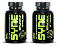 1 + 1 Zdarma: Synet Thermogenic Fat Burner od Best Nutrition 90 tbl. + 90 tbl.