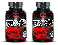 1 + 1 Zdarma: Tyrosine od Best Nutrition 250 kaps. + 250 kaps.