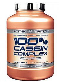 100% Casein Complex - Scitec 2350 g Belgian Chocolate