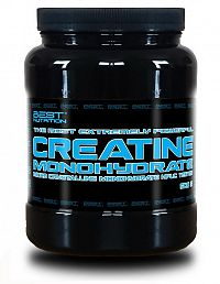 100% Creatine Monohydrate od Best Nutrition 500 g