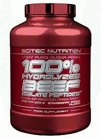 100% Hydrolyzed BEEF - Scitec 1800 g Mandle+Čokoláda