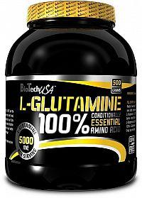 100% L-Glutamine - Biotech USA 1000 g