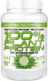100% Plant Protein od Scitec 900 g Chocolate Praline