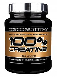 100% Pure Creatine - Scitec 100 g Pure
