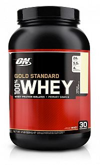 100% Whey Gold Standard Protein - Optimum Nutrition 2270 g Caramel Toffee Fudge