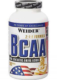 2: 1: 1 Formula BCAA - Weider 260 tbl.