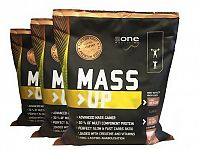 2 + 1 Zdarma: Mass Up - Aone 720 g + 720 g + 720 g Malina