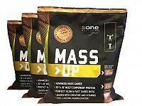 2 + 1 Zdarma: Mass Up - Aone 720 g + 720 g + 720 g Vlašský orech