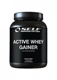 Active Whey Gainer od Self OmniNutrition 2000 g Banán-Toffee