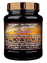 Alkali-X - Scitec 660 g Raspberry Lemonade