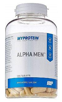 Alpha Men - MyProtein 120 tbl.