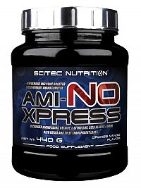 Ami-NO Xpress od Scitec 440 g Peach Ice Tea
