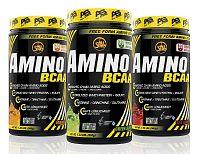 Amino BCAA - All Stars 560 g Červená ríbezľa