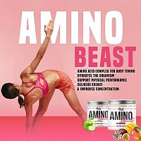 Amino Beast - Beast Pink 270 g Green Apple