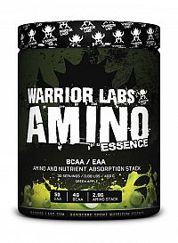Amino Essence - Warrior Labs 400 g Green Apple