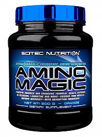 Amino Magic - Scitec 500 g Jablko