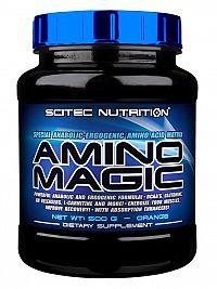 Amino Magic - Scitec 500 g Pomaranč
