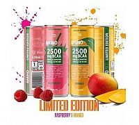 Amino Pro 2500 mg BCAA Drink - FCB Sweden 330 ml. Pear+Ginger