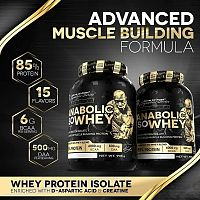 Anabolic Iso Whey - Kevin Levrone 908 g White Chocolate Coconut