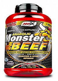 Anabolic Monster Beef - Amix 2200 g Čokoláda