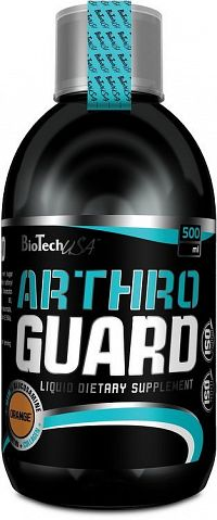 Arthro Guard Liquid - Biotech USA 500 ml Pomaranč