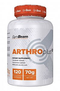 Arthro Plus - GymBeam 120 kaps.