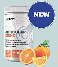 Articular Drink - GymBeam 390 g Peach