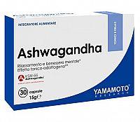 Ashwagandha - Yamamoto 30 kaps.